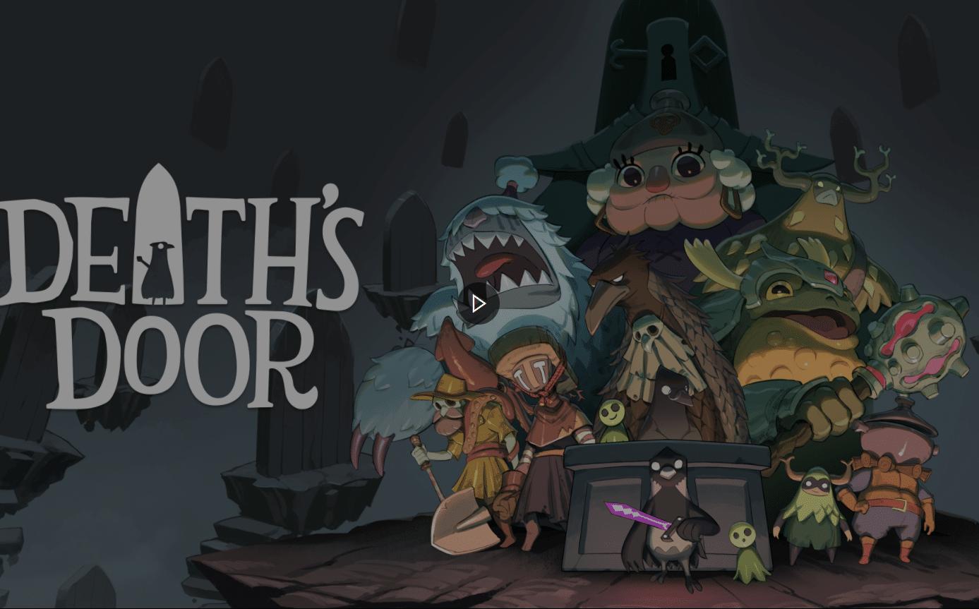 death door Xbox