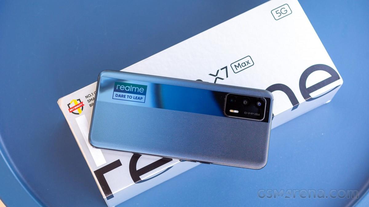 گوشی ریلمی ایکس 7 مکس فایوجی آپدیت نرمافزاری جدیدی را دریافت کرده است که به آن قابلیت توسعه رم پویا (DRE) را اضافه میکند.