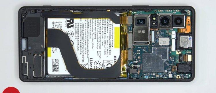 امتیاز تعمیرپذیری گوشی اکسپریا 1 مارک 3 سونی چقدر خواهد بود؟ + ویدئو
