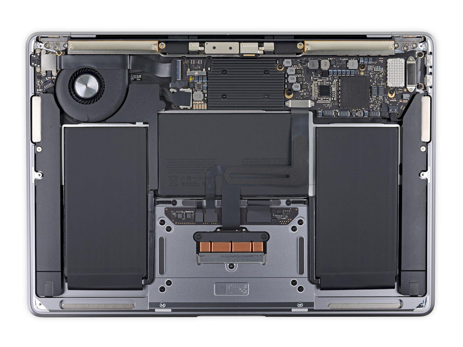 اپل تصمیم به استفاده از چه تراشهای برای مدلهای جدید مک بوک پرو گرفته است؟