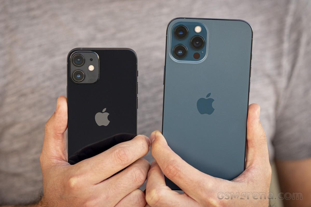 اپل سفارش قطعات فایوجی را برای سری آیفون 13 افزایش میدهد