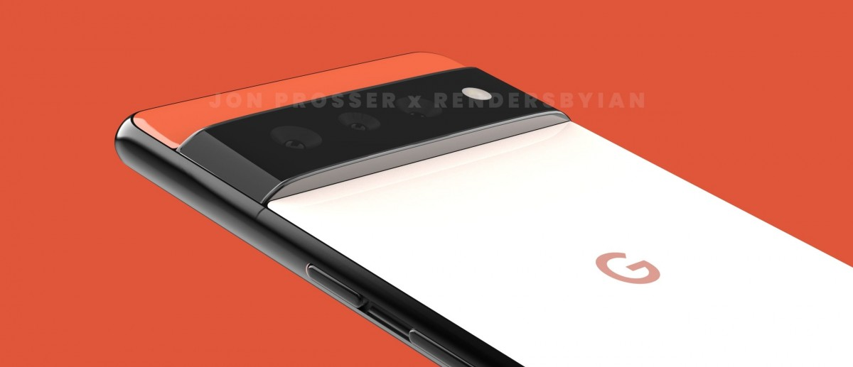 تمام مشخصات دو گوشی پیکسل 6 و 6 پرو لو رفت