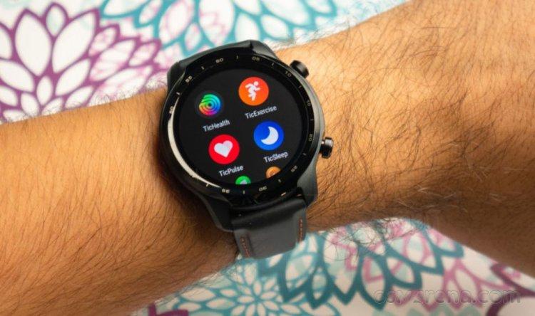 دو ساعت هوشمند تیک واچ پرو 3 و ای 3 موبوی آپدیت Wear OS یکپارچه را دریافت خواهند کرد