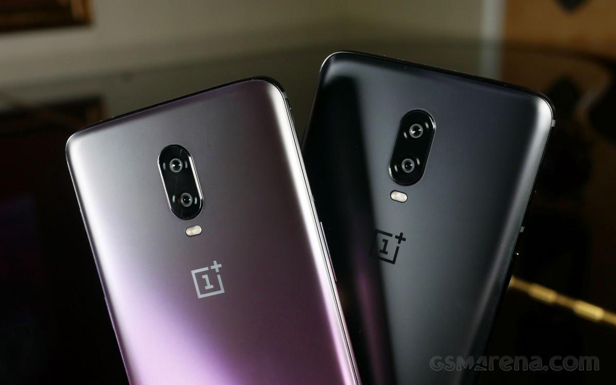 دو گوشی وان پلاس 6 و 6 تی آپدیت اندروید 11 اپن بتا 1 را دریافت کردند
