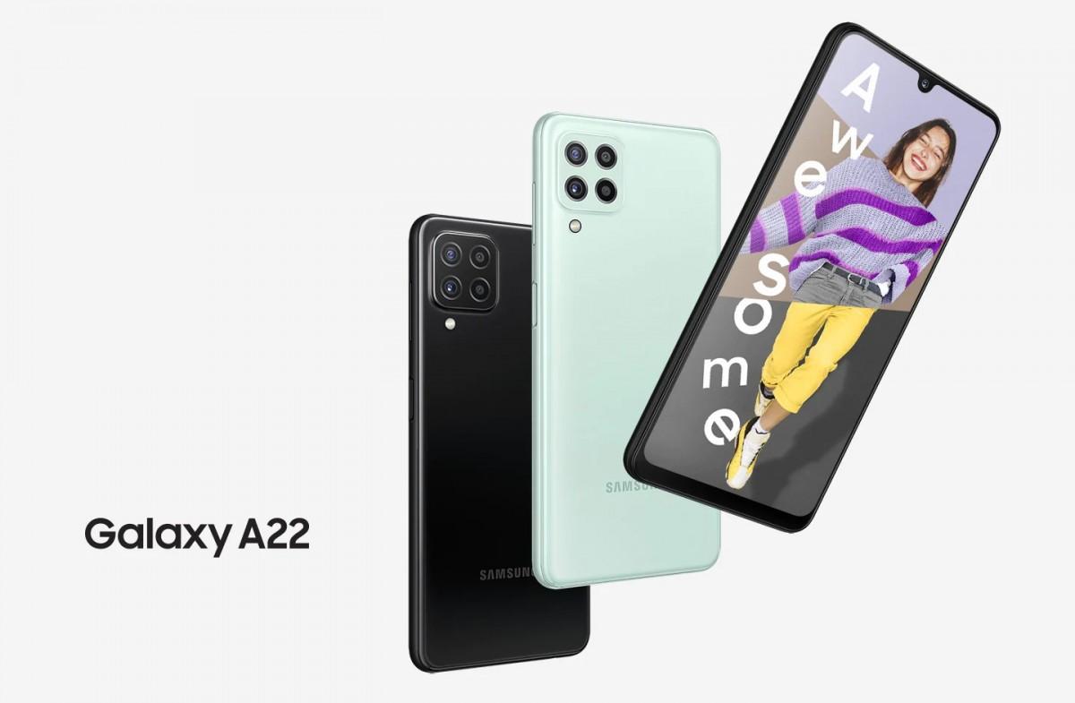 تقریبا یک ماه قبل سامسونگ گوشی گلکسی A22 5G را معرفی کرد و از آن زمان به بعد چندین مرتبه شنیدیم که مدل فورجی وارد هند خواهد شد.