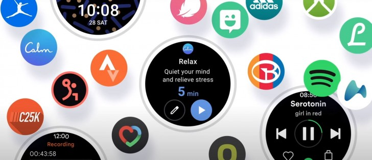 سامسونگ سیستم عامل ساعتهای هوشمند خود را به One UI Watch تغییر میدهد + ویدئو