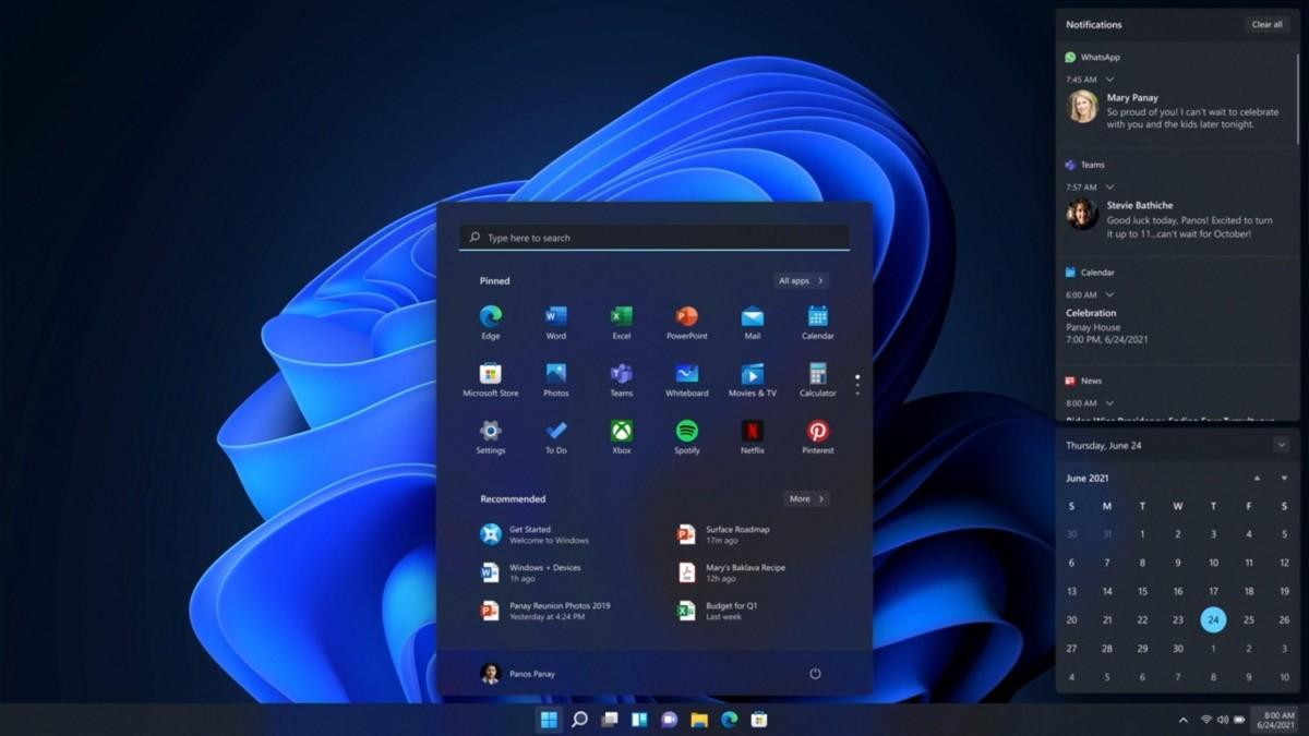 نسخه نهایی ویندوز 11 چه زمانی منتشر خواهد شد؟