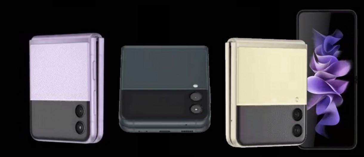 ویدئوهای 360 درجه ظاهر گوشی گلکسی زد فلیپ 3 فایوجی را به رخ کشیدند