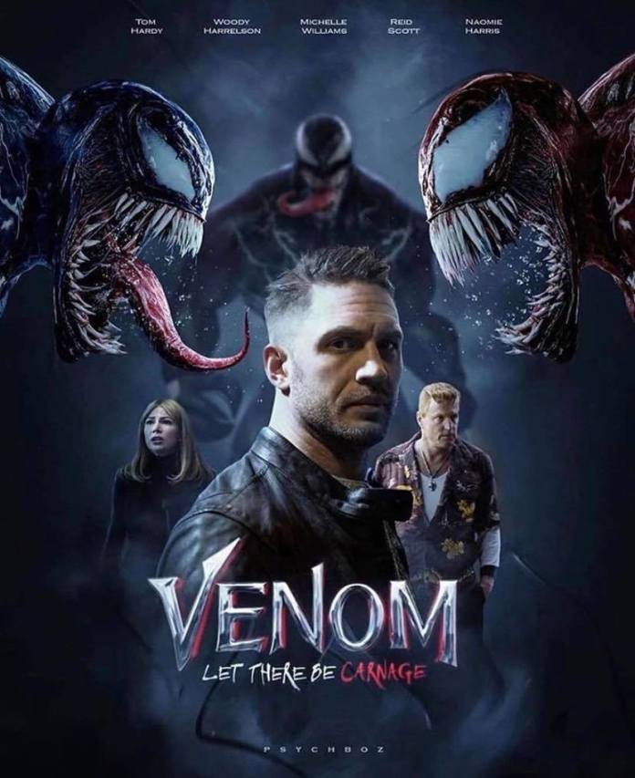 معرفی فیلم ونوم 2: بگذار قتل عام شود (venom 2)