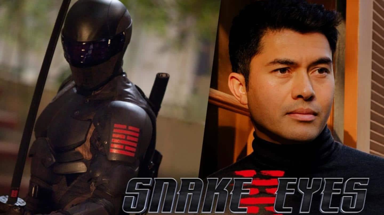 معرفی و بررسی چشمان مار 2021 (Snake Eyes)