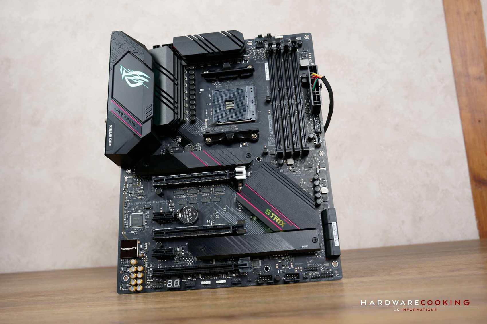 مادربرد ایسوس ROG Strix B550-E Gaming
