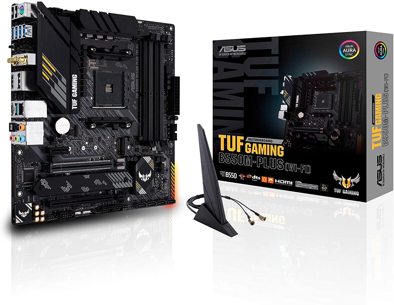 مادربرد ایسوس TUF Gaming B550M-PLUS