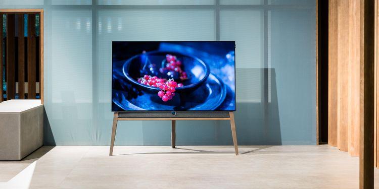 سطح روشنایی تلویزیون OLED