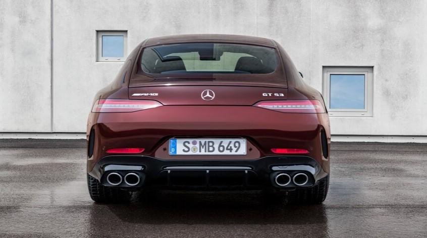بررسی مرسدس بنز AMG GT مدل 2022: شلاق شیر روی آسفالت!