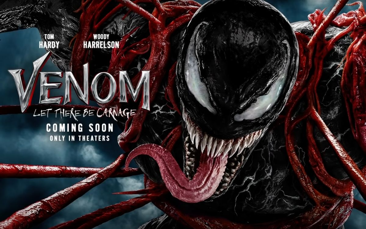 Venom 2 heres the very first trailer for the sequel