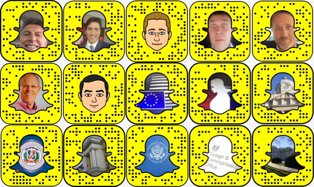 World Leaders on Snapchat 1024x611 1