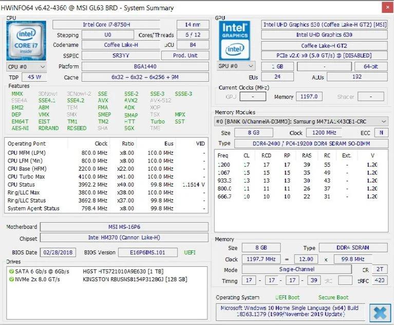 ابزار عیب یابی ویندوز برای تست سلامت کامپیوتر