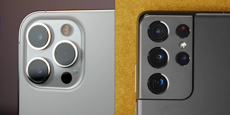 دوربین 4K و 8K
