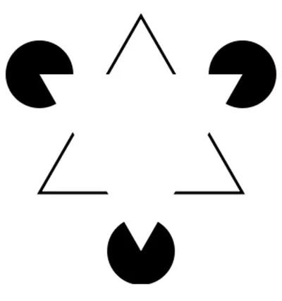 مثلث کانیزا