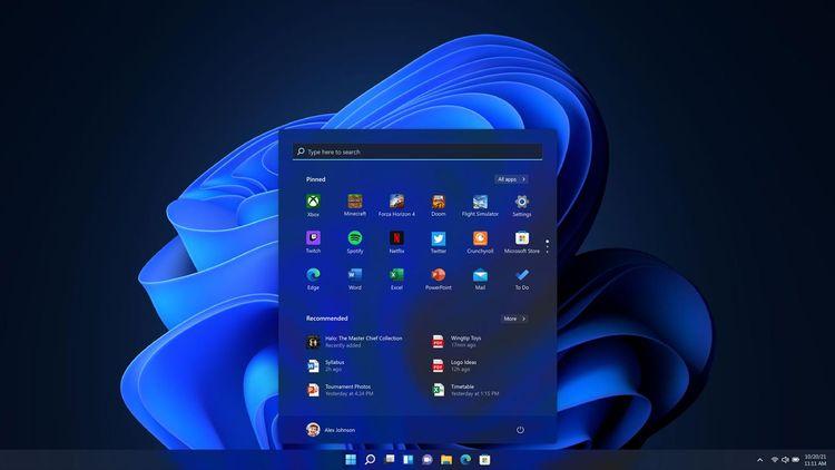 امکانات حذف شده از منوی استارت ویندوز 10