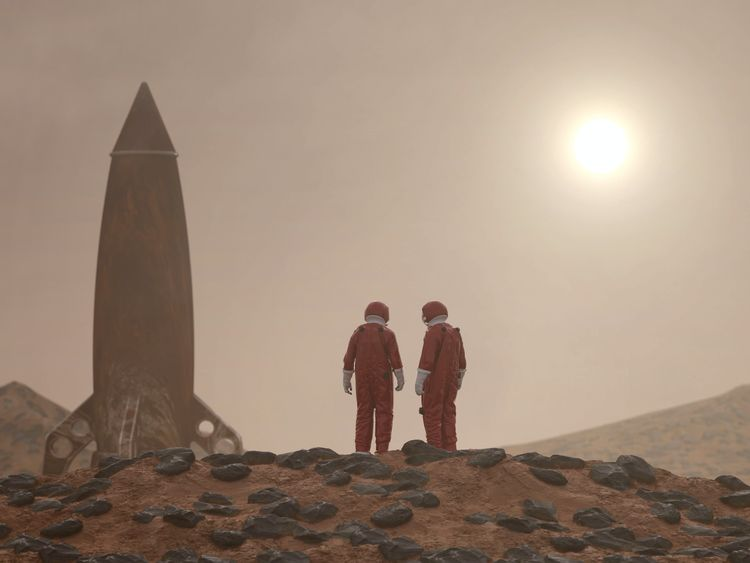 آیا انسانها میتوانند در مریخ زندگی کنند؟ فناوری میتواند امکان آن را فراهم کند