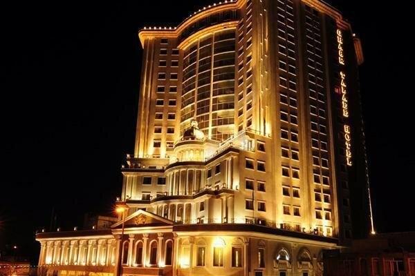 اقامتی به یاد ماندنی در هتل قصر طلایی مشهد