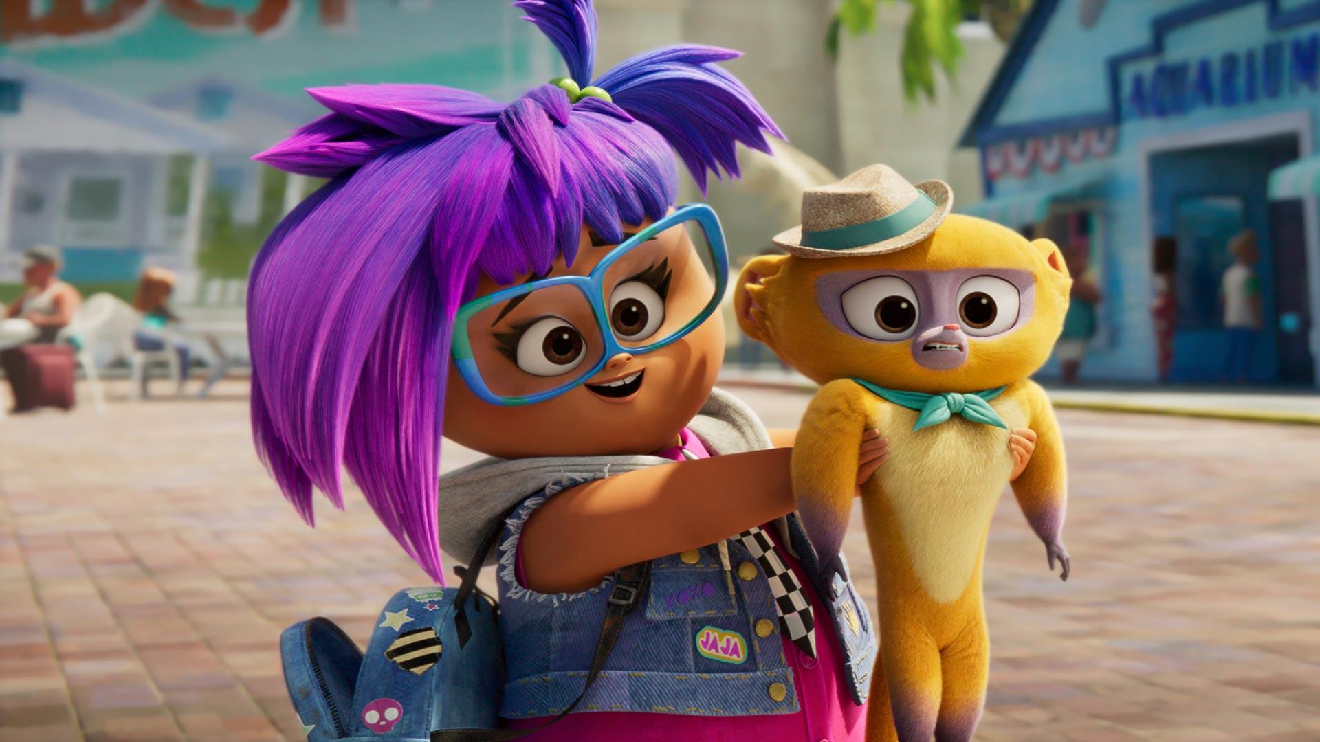 انیمیشن کمدی و موزیکال ویوو 2021 1
