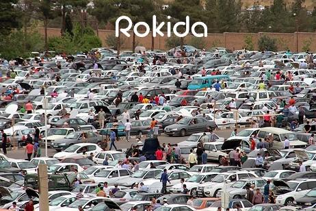 بازار خودروی ایران