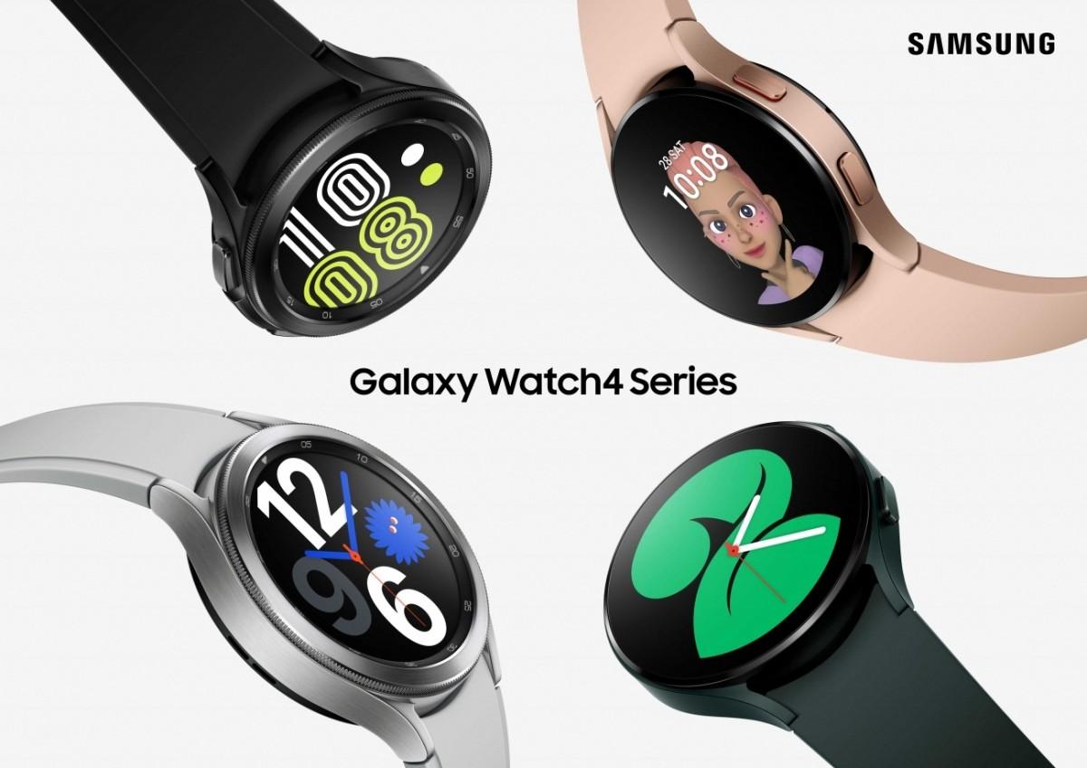 سامسونگ از ساعتهای هوشمند جدید گلکسی واچ 4 و گلکسی واچ 4 کلاسیک با تراشه 5 نانومتری رونمایی کرد