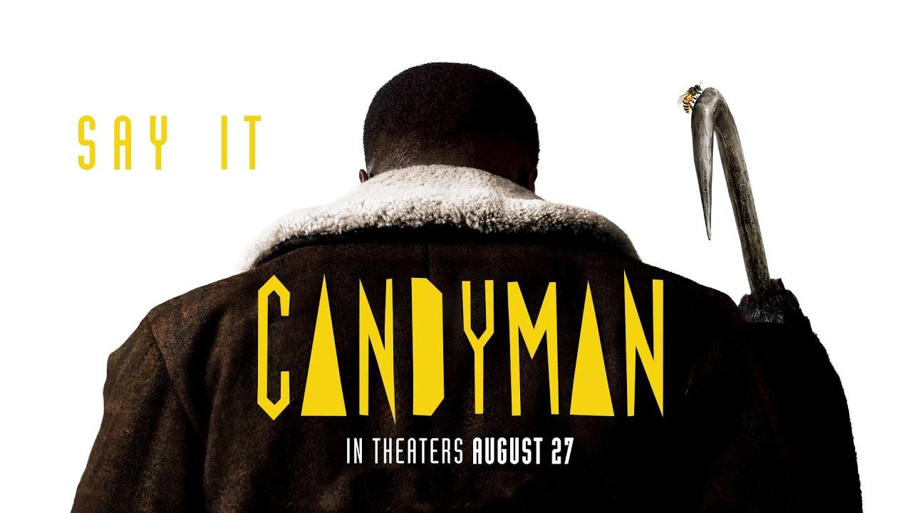 مرد آبنباتی کندی من Candyman 2021