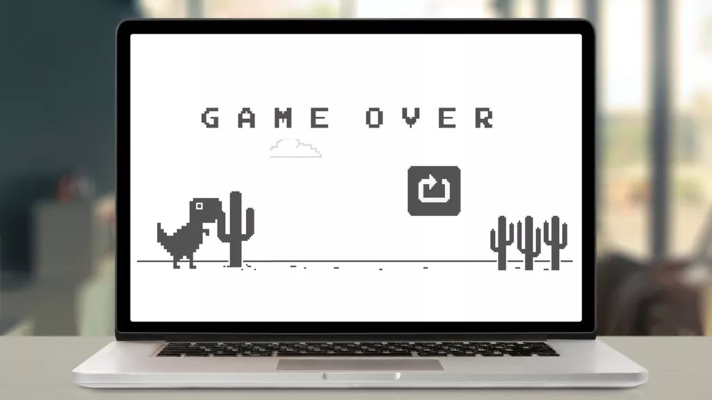 نحوه هک بازی دایناسور گوگل کروم چطور رکوردها را بشکنیم!