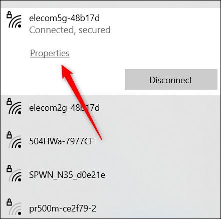 نحوه پیدا کردن آدرس آی پی در ویندوز 10