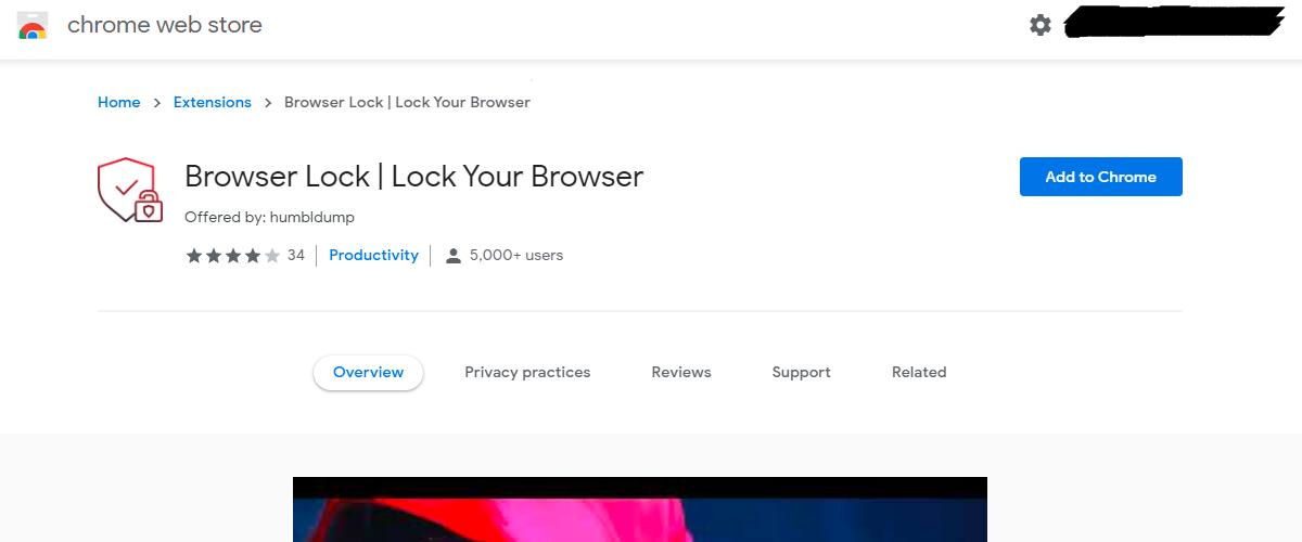چگونه مرورگر دسکتاپ را با رمز عبور قفل کنیم؟