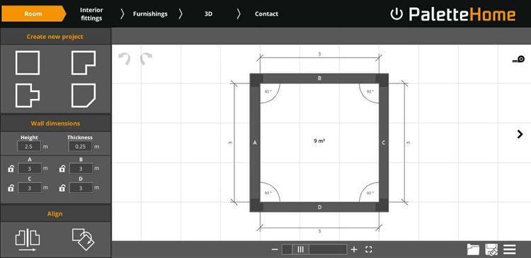 4 تا از بهترین اپلیکیشنهای اندرویدی برای طراحی داخلی
