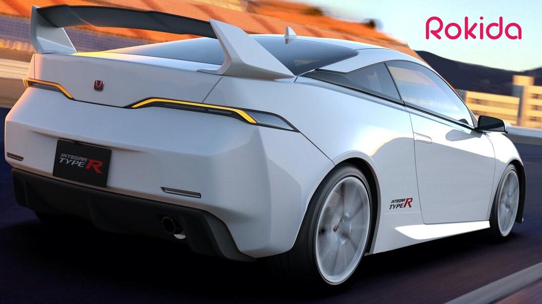 اکیورا اینتگرا مدل ۲۰۲۳