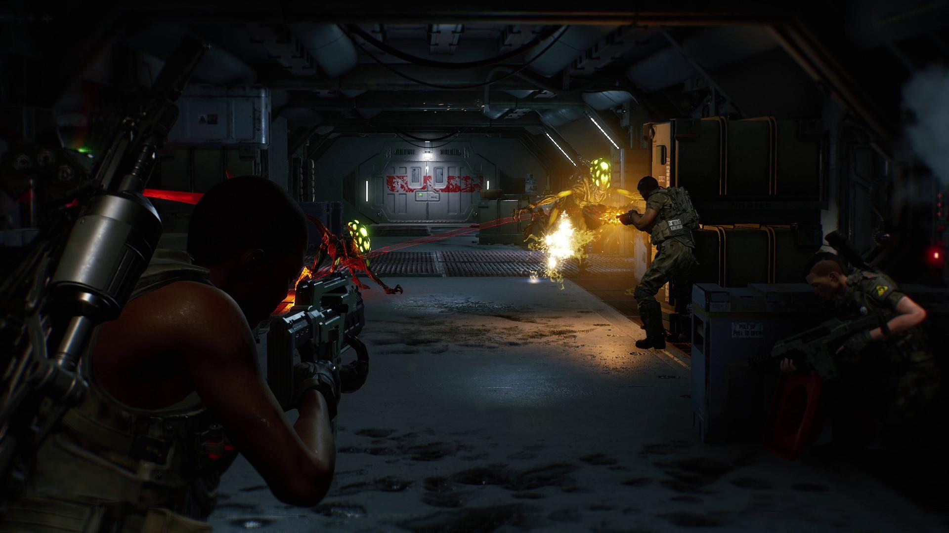 Aliens Fireteam Elite Screenshots 6