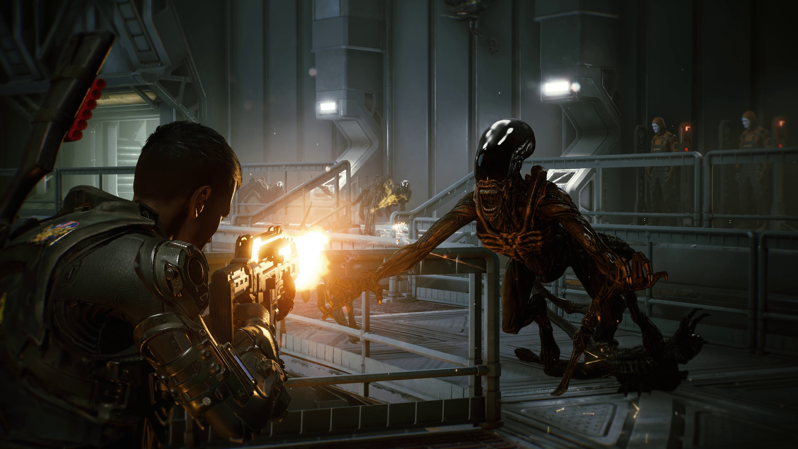 Aliens Fireteam Elite Screenshots 8
