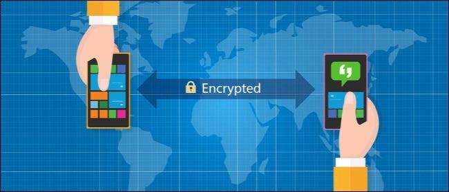 رمزنگاری چگونه کار میکند؟