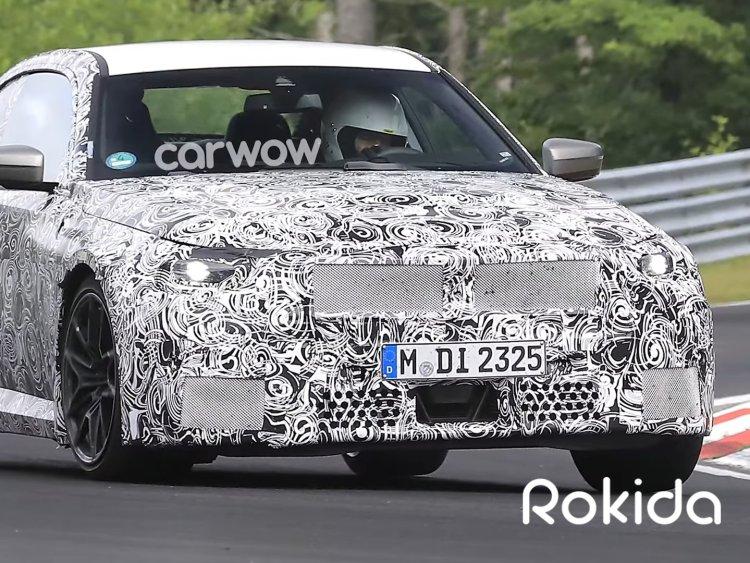 نسل جدید BMW M2