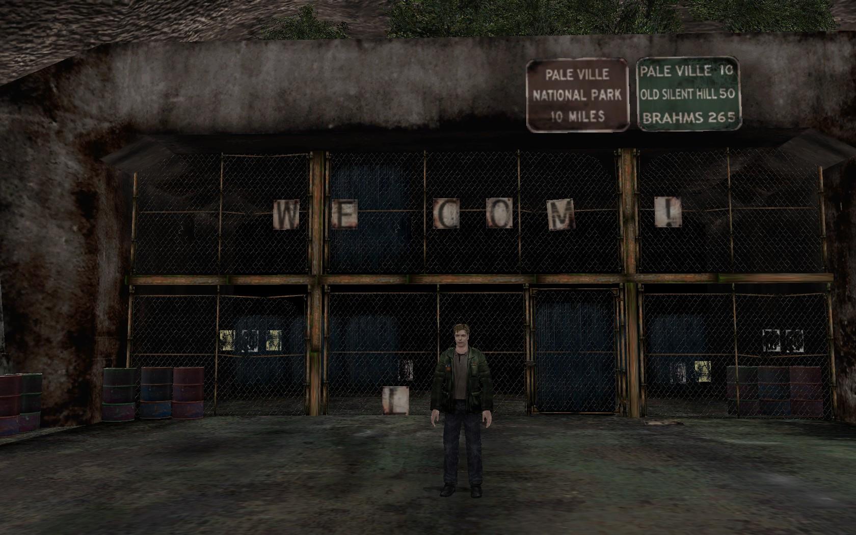 Silent Hill 2 Part One Screenshots 5