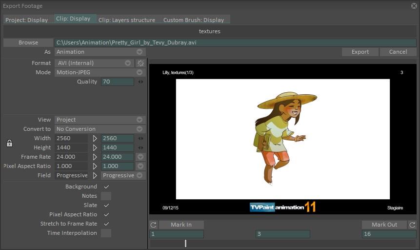 TVPaint Animation