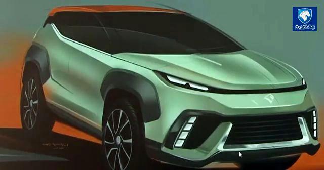 کانسپت ایران خودرو k125
