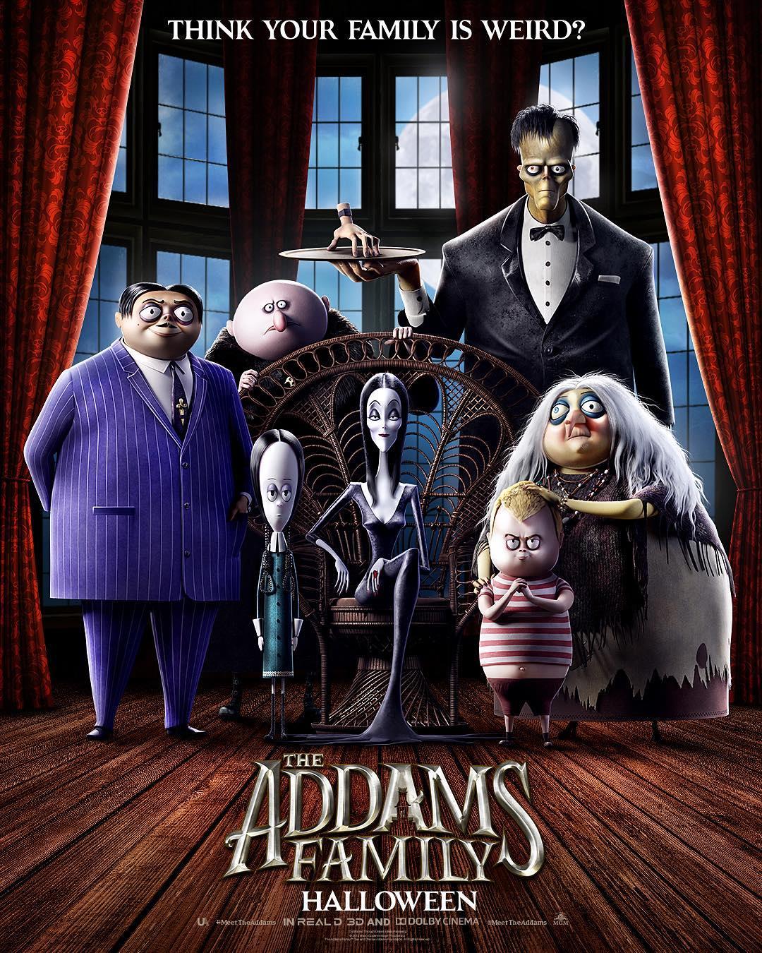 خانواده آدامز 2 (Addams Family 2021)