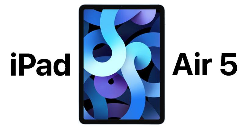 آیپد ایر 5