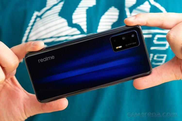ریلمی جی تی 5G: بررسی کامل گوشی ریلمی جی تی 5G