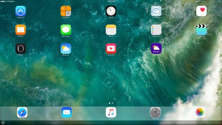 شبیه ساز iPadian