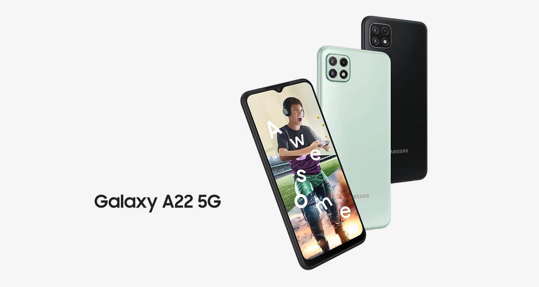 گلکسی A22 5G