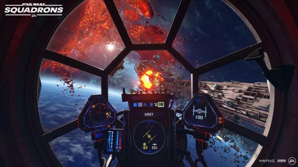 جنگ ستارگان: اسکادرانز