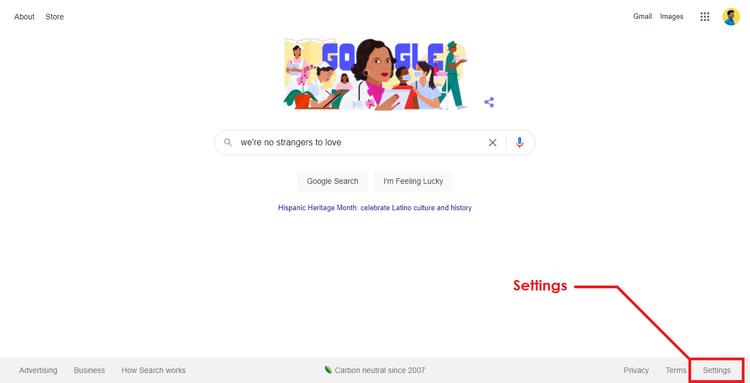 چگونه از شخصی سازی نتایج جستجوی گوگل جلوگیری کنیم؟ 1