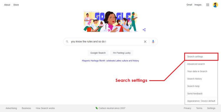 چگونه از شخصی سازی نتایج جستجوی گوگل جلوگیری کنیم؟ 2